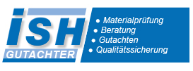 ISH Gutachter Logo